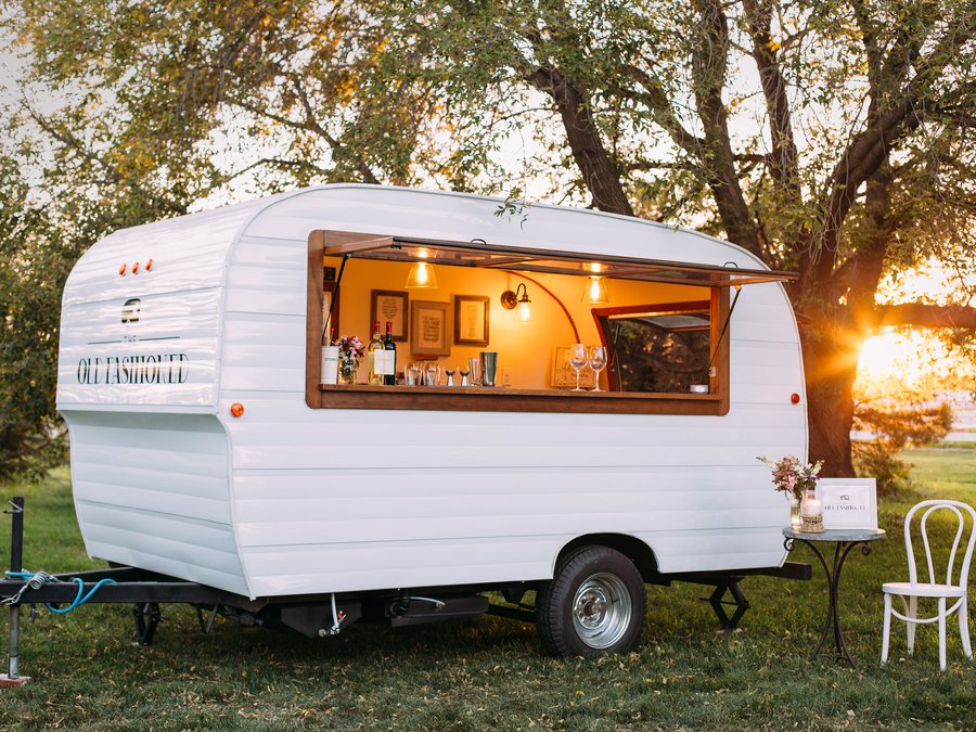 The Old Fashioned Mobile Bar