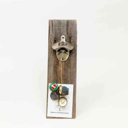 Barnwood Bottle Opener