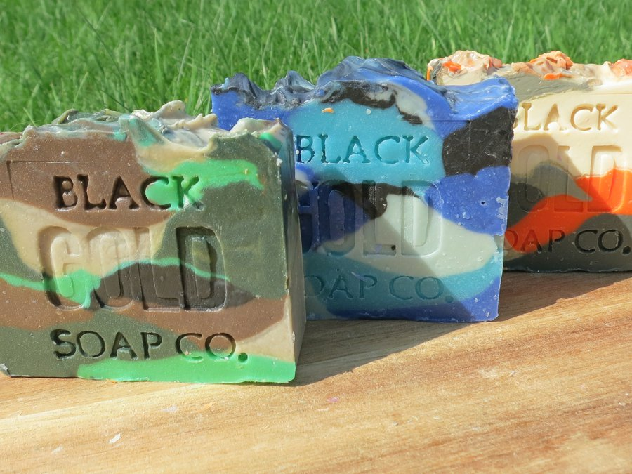Black Gold Soap Company Inc. 1