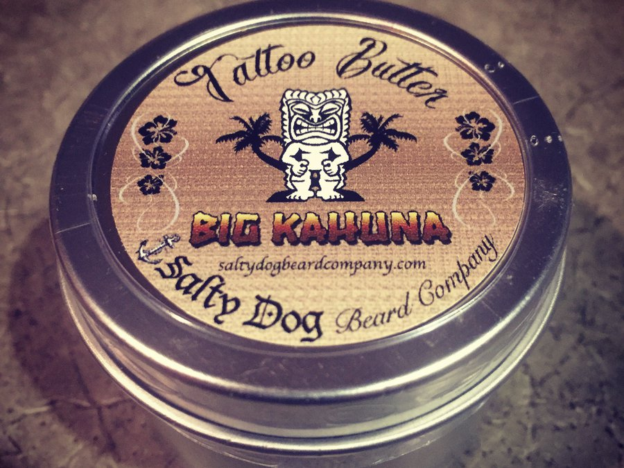 Salty Dog Beard Company 3