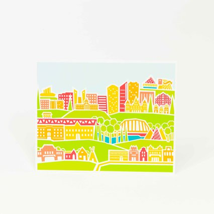 City of Edmonton Print