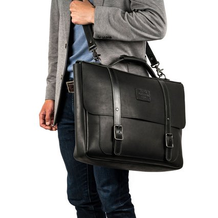 Clos General Leather_The Business Messenger Bag