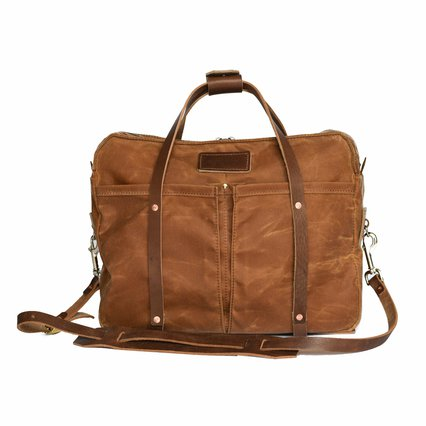 Copper Cherry_Berhart Briefcase