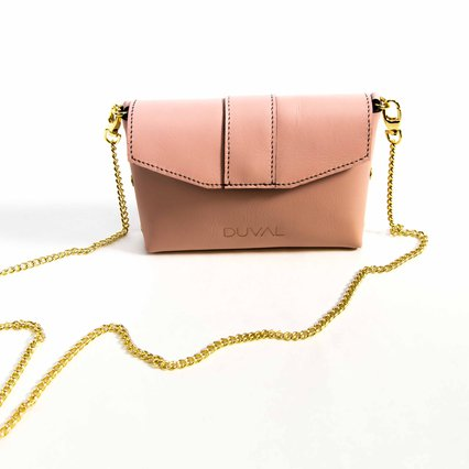 DUVAL_Micro Cross Body Blush Pink_8921