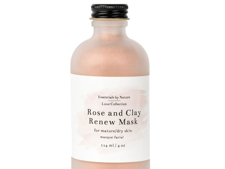 Essentials by Nature_Rose and Clay Renew Mask