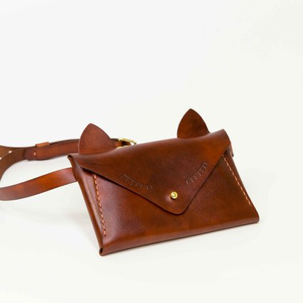 The Fanny Fox Waist Wallet
