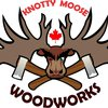 Furniture and Home_ Knotty Moose Woodwork_ Logo
