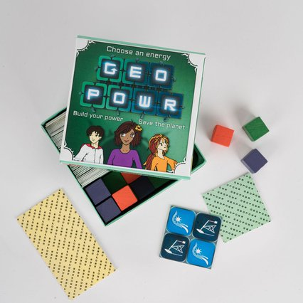 Geopowr_Board Game