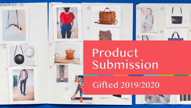 Gifted Product Submission