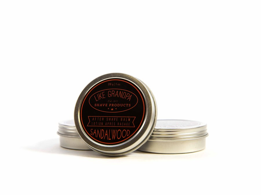 Like Grandpa Shave and Beard Products_After Shave Balm_7909