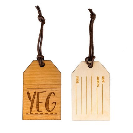 Love Plus Design_YEG Luggage Tags