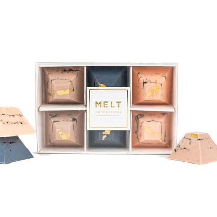 Melt Confections_Cookies N Cream Chocolates