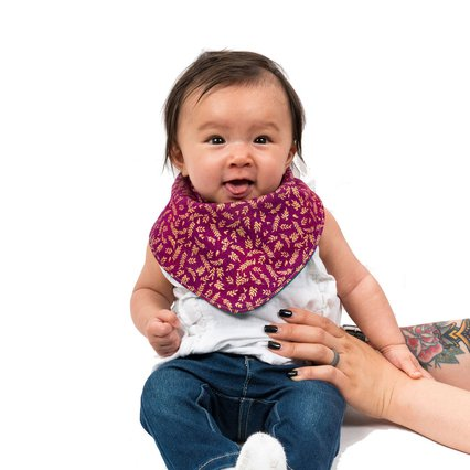 My Sunshine Creations_Waterproof Bandana Bibs