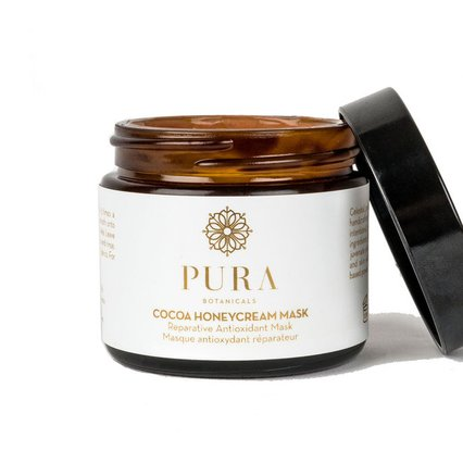 Pura Botanicals_Coca Honeycream Mask