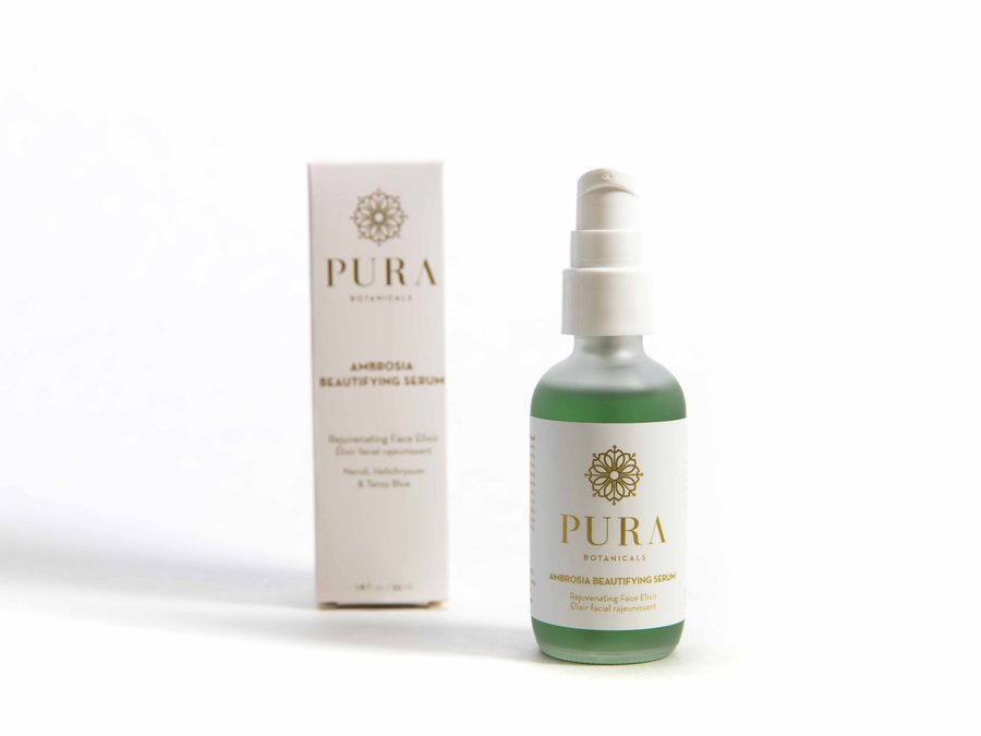 Pura Botanicals_Ambrosia Beautifying Serum_7920