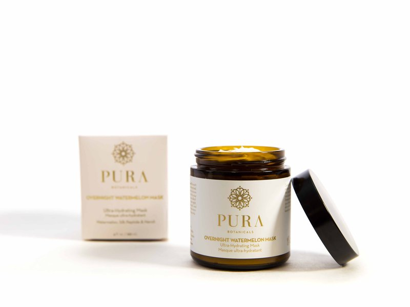 Pura Botanicals_Overnight Watermelon Mask_7927