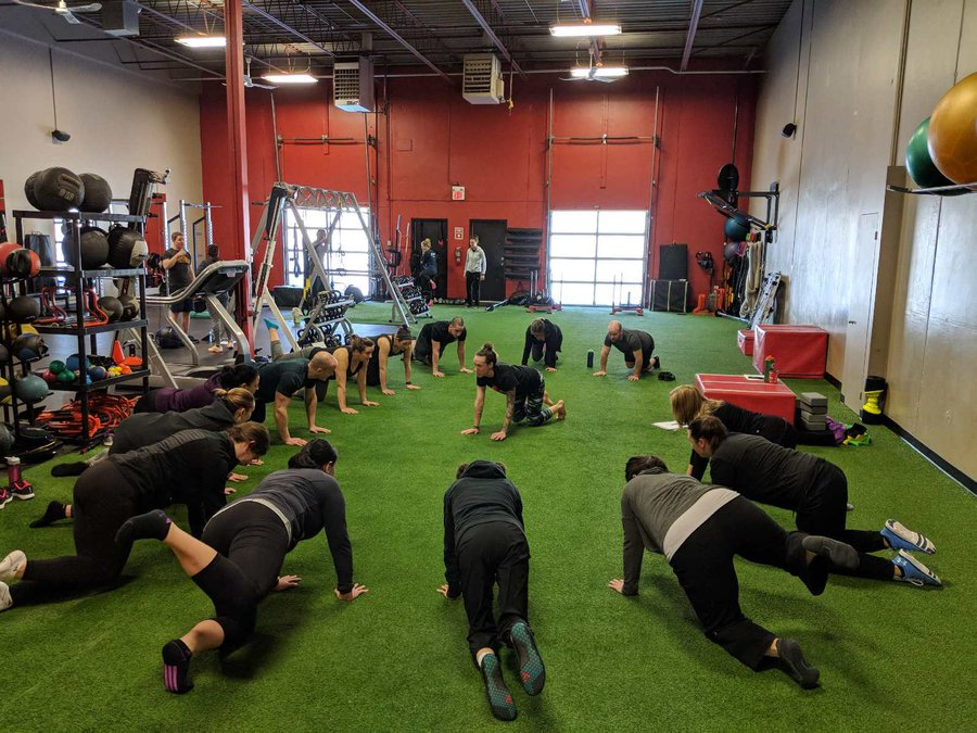 SVPT Fitness & Athletics 1