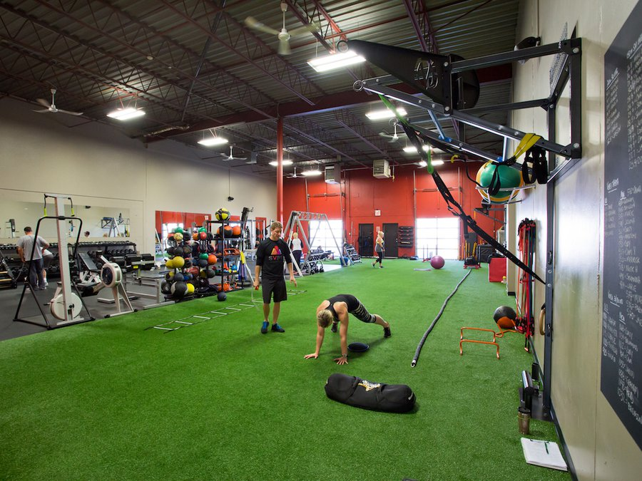 SVPT Fitness & Athletics 2