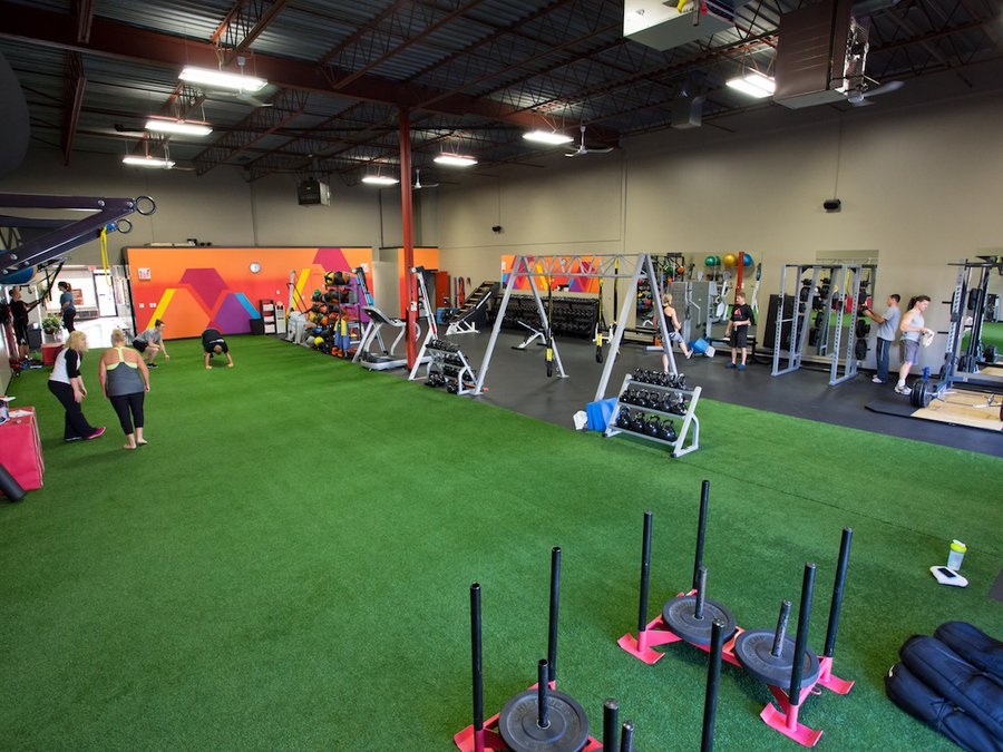 SVPT Fitness & Athletics 5