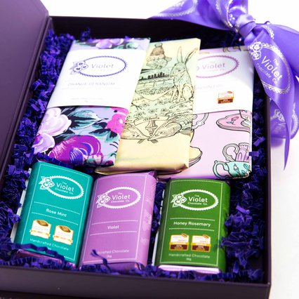 The Violet Chocolate Company_The Award Winning Gift Box_8136