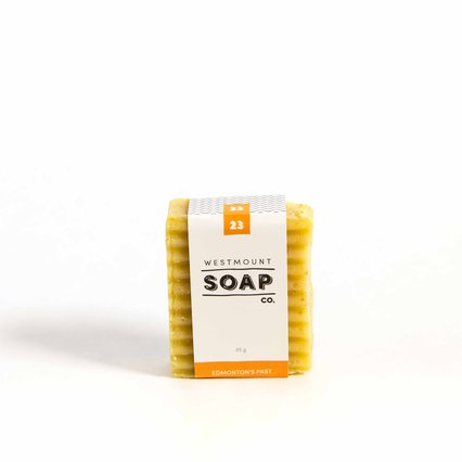 Westmount Soap Company_Edmonton's Past Bar Soap_7947