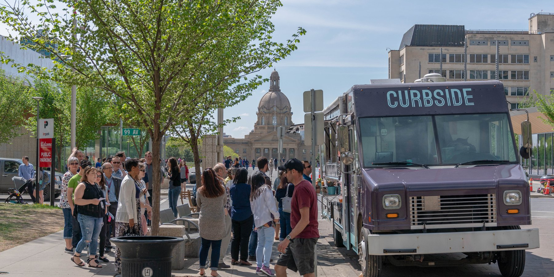 Curbside Food Trucks