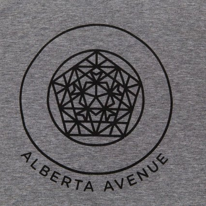 Community T-shirt Alberta Ave